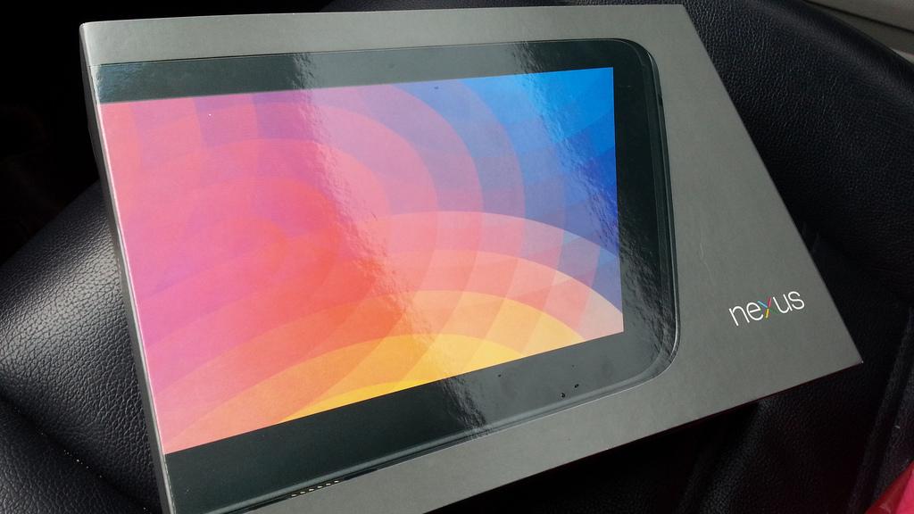 新型Nexus 10が誤ってオンラインショップに掲載ー詳細なスペックも明らかに