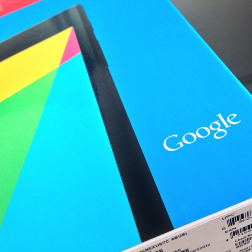 GoogleとHTCのコラボが復活!?ー次期Nexusタブレットを開発か