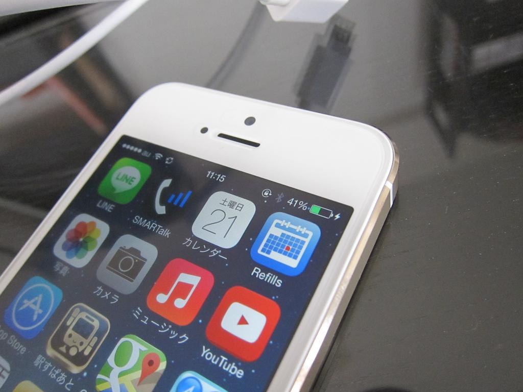 iOS 7で非正規品のLightningケーブルが利用不可にー使える非正規品もあるようです