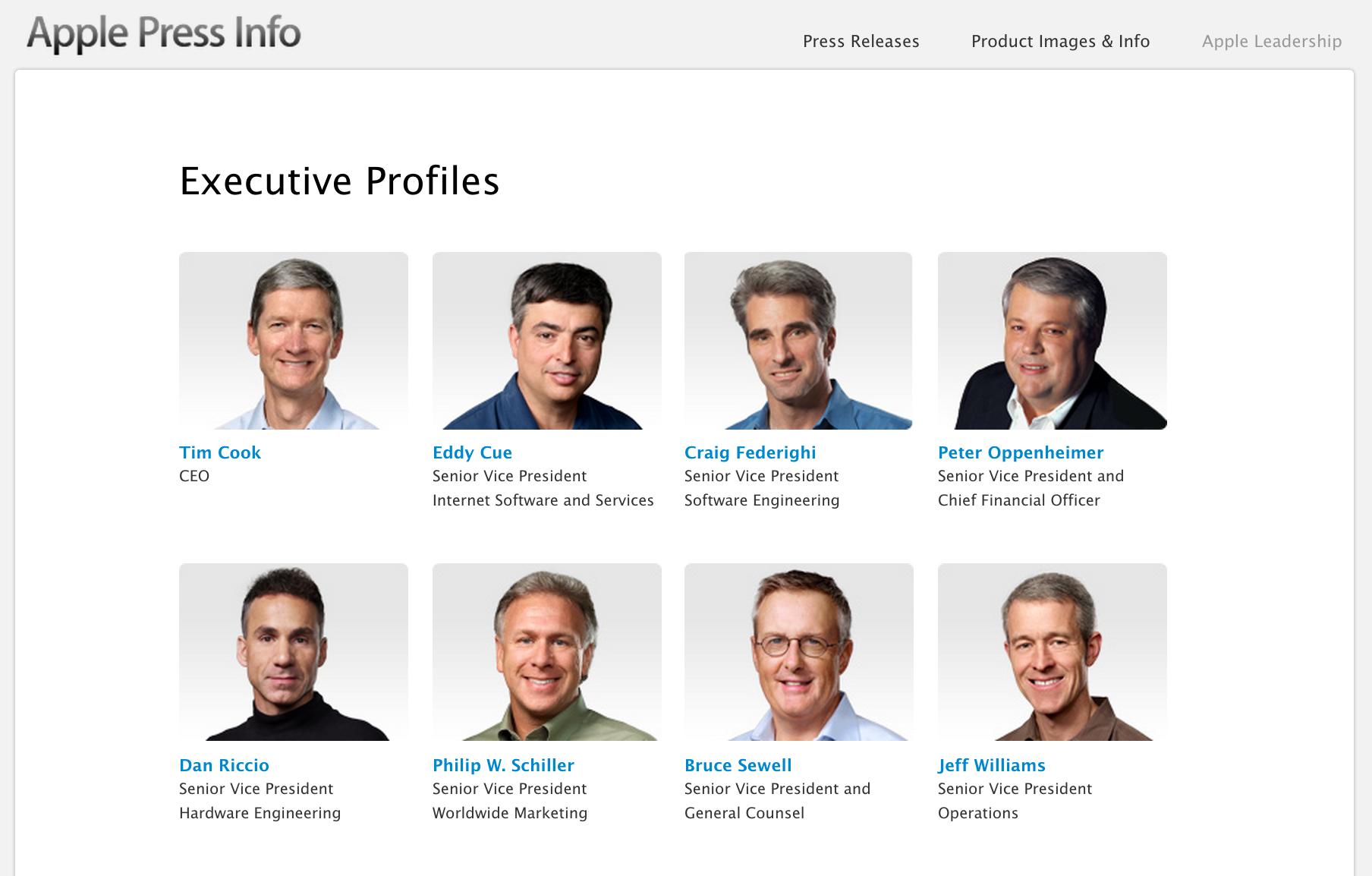 【更新】iPhoneとiOS 7などをデザインしたジョナサン・アイブがAppleの役員リストから削除される