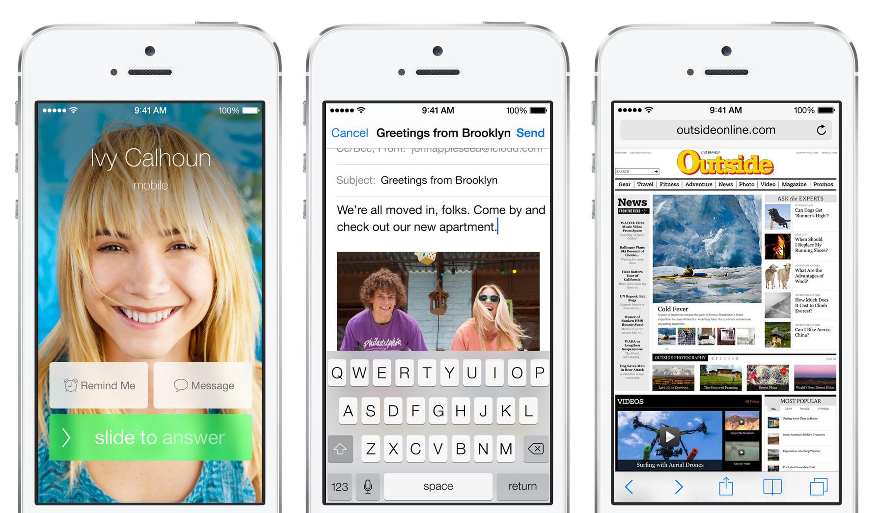 iOS 7にアップデートしたユーザーが80%に到達ー様々な不満を抱えるもiOS 6と同水準に