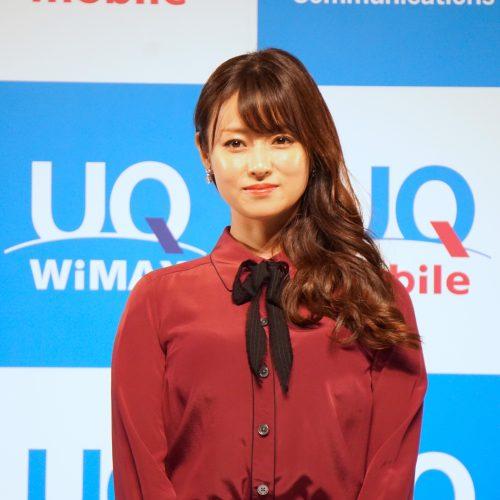 格安スマホのUQ mobile、深田恭子・多部未華子・永野芽郁さんをCMキャラクターに起用