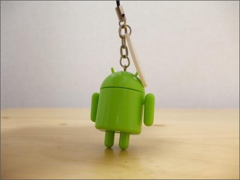 Androidケータイ、「HT-03A」を触ってきました!
