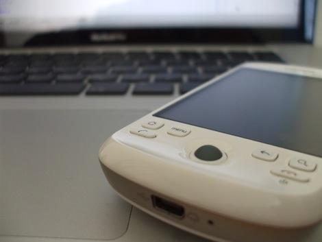 Androidケータイ「HT-03A」を快適に使うための3つの神器。