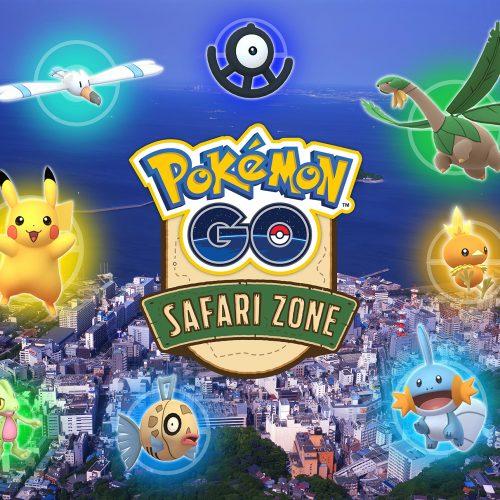 今年は抽選制の「Pokémon GO Safari Zone in YOKOSUKA」が8月29日から5日間開催