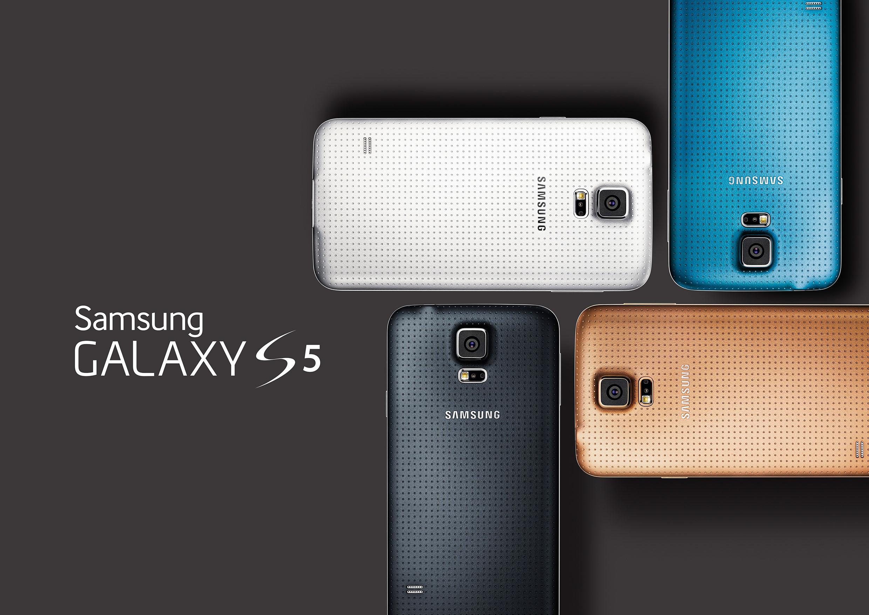指紋認証対応の「GALAXY S5」が公式発表ー4月11日に150ヶ国で発売