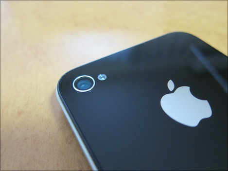 iPhone5は、丸みを帯びたディスプレイを採用?
