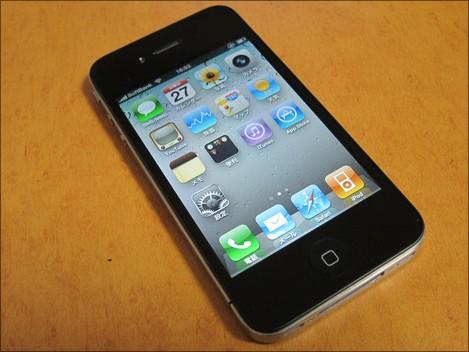 iPhone 5は4インチの大型ディスプレイを搭載かも?