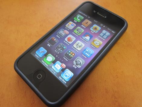 Apple、iPhone 4のマイナーチェンジモデルを発売へ?