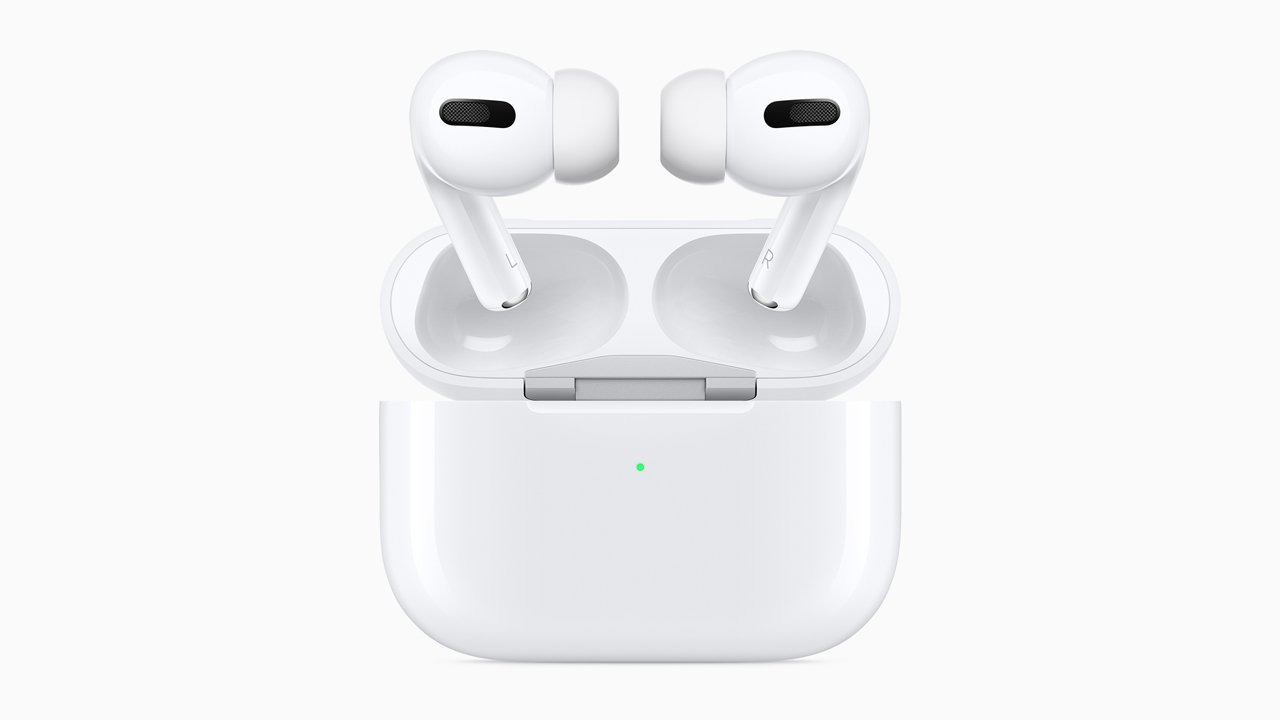 "Apple、AirPods Proにアップデート""2D27""を配信"
