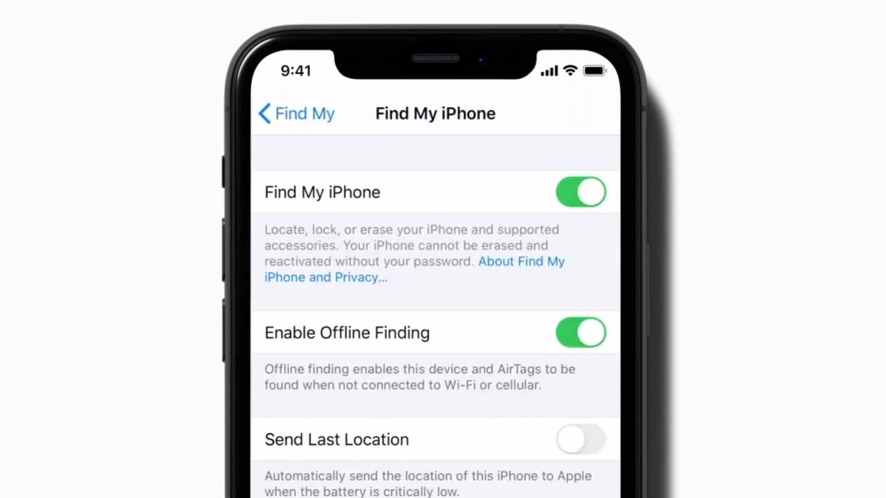 Apple、紛失防止タグ「AirTags」の存在を自らリーク