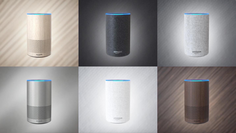 速報:Amazon、Alexa搭載のAIスピーカー「Echo」を年内に日本発売