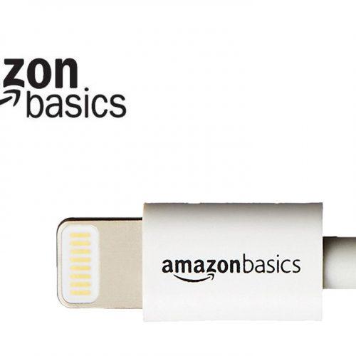 最安値、AmazonのハイクオリティLightningケーブルが699円