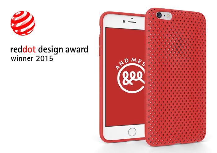 最大69%オフ、日本製iPhone 6s / 6s Plusケース「AndMesh」が999円でセール中