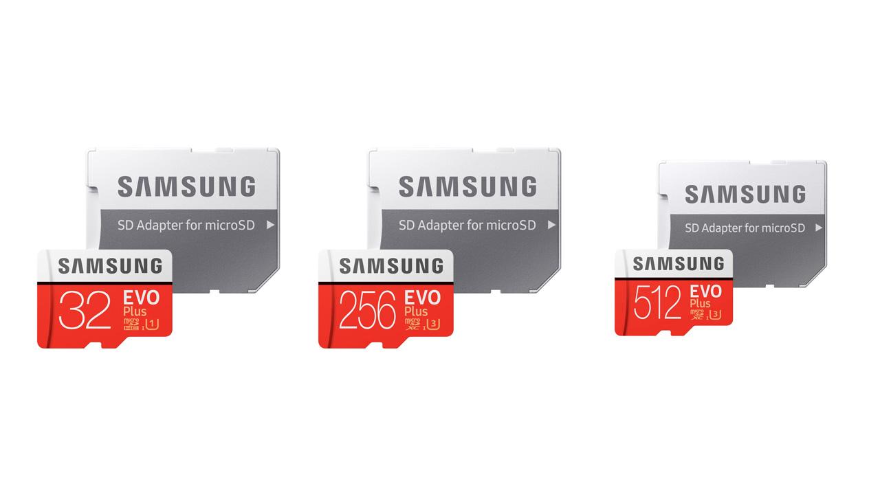 過去最安値、SamsungのmicroSDカードがセール中