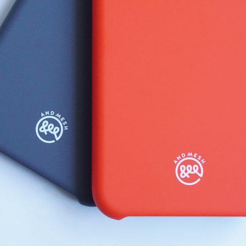 最高の触れ心地、iPhone X ケース「AndMesh Basic Case」レビュー