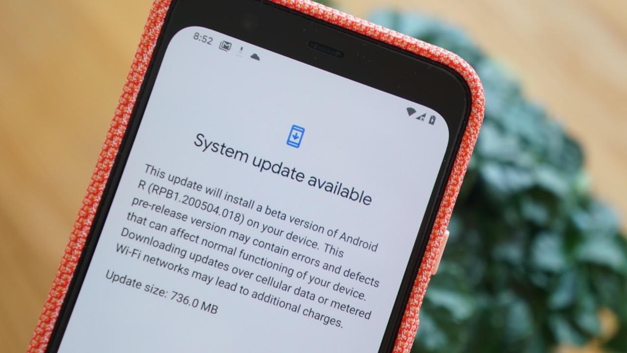 Google、ベータ版Android 11を誤って配信。新機能も明らかに