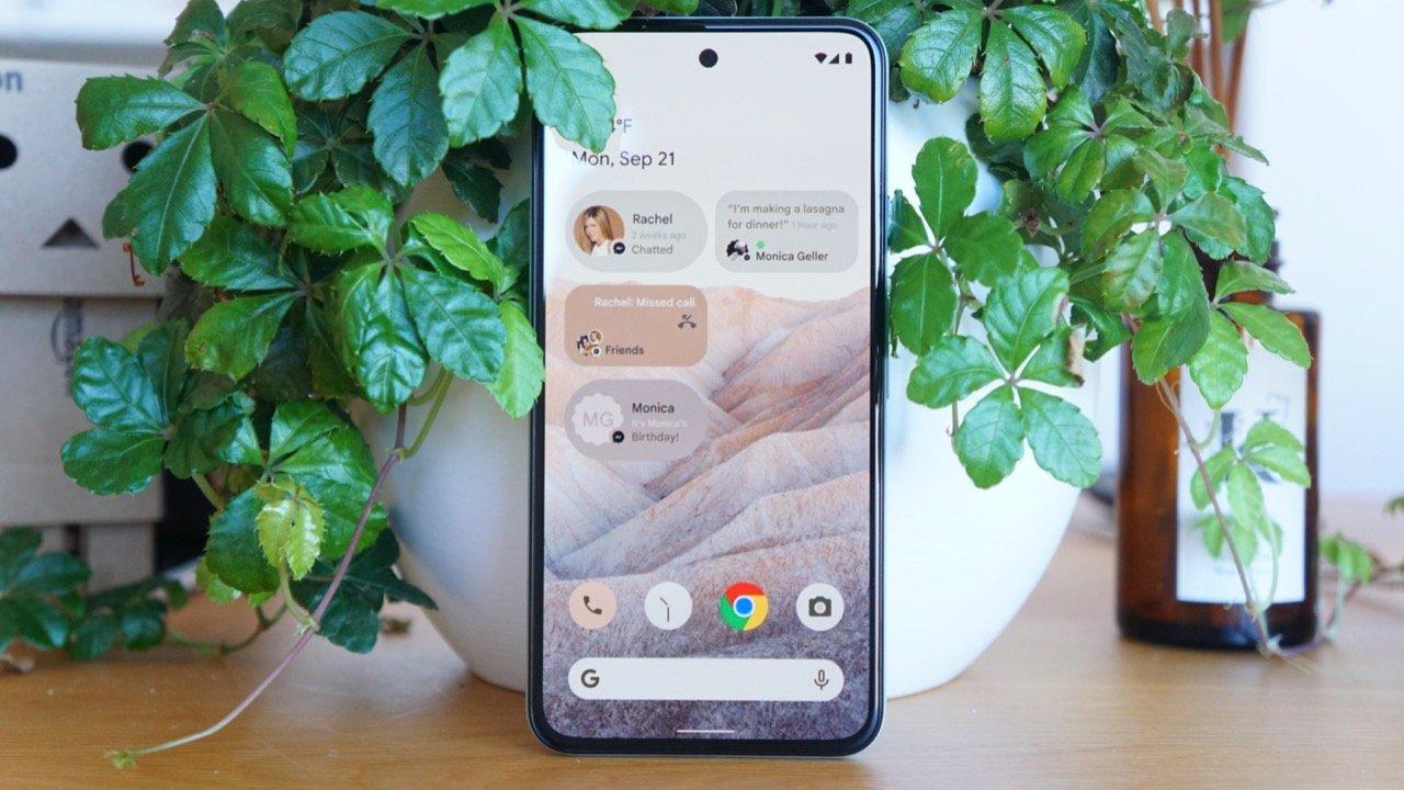 Android 12のスクショ流出。新デザインや新機能など明らかに