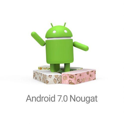 Android Nのバージョンは7.0、名称は「Android 7.0 Nougat」のメジャーアップデートに