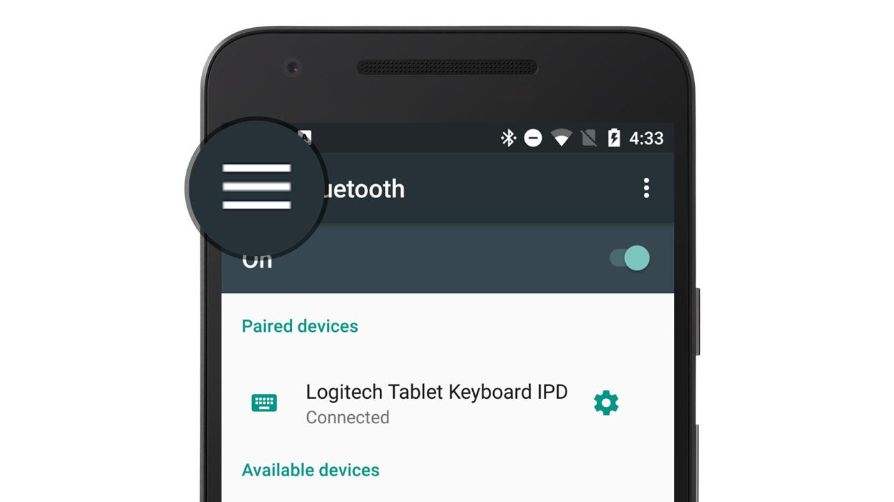 Android N(7.0)、設定画面にハンバーガーボタン導入で大幅刷新か