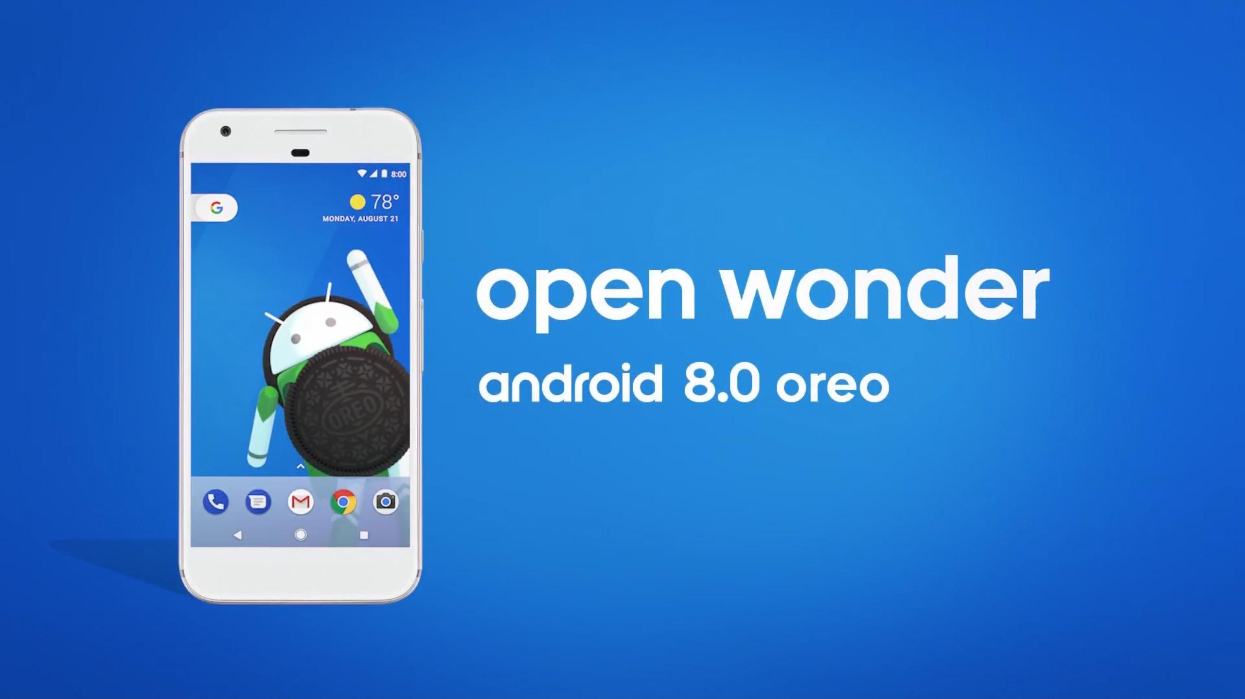 """「Android 8.0 Oreo」が正式発表!アップデート時期は""""もうすぐ"""""""