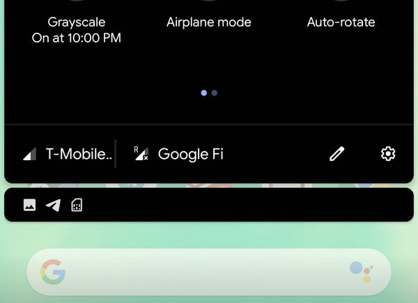 Android Q、Pixel 3をDSDSで動作可能に