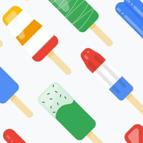 「Android P」、バージョン名・コードネームは「Popsicle(ポプシクル)」に?