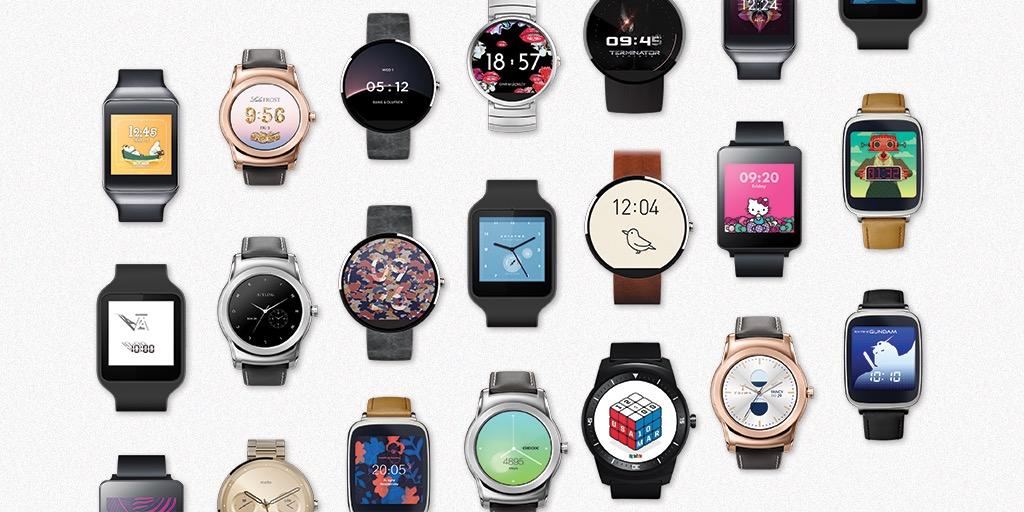 グーグル、Android Wearの新しいウォッチフェイス17個を紹介――ガンダムやハローキティなど