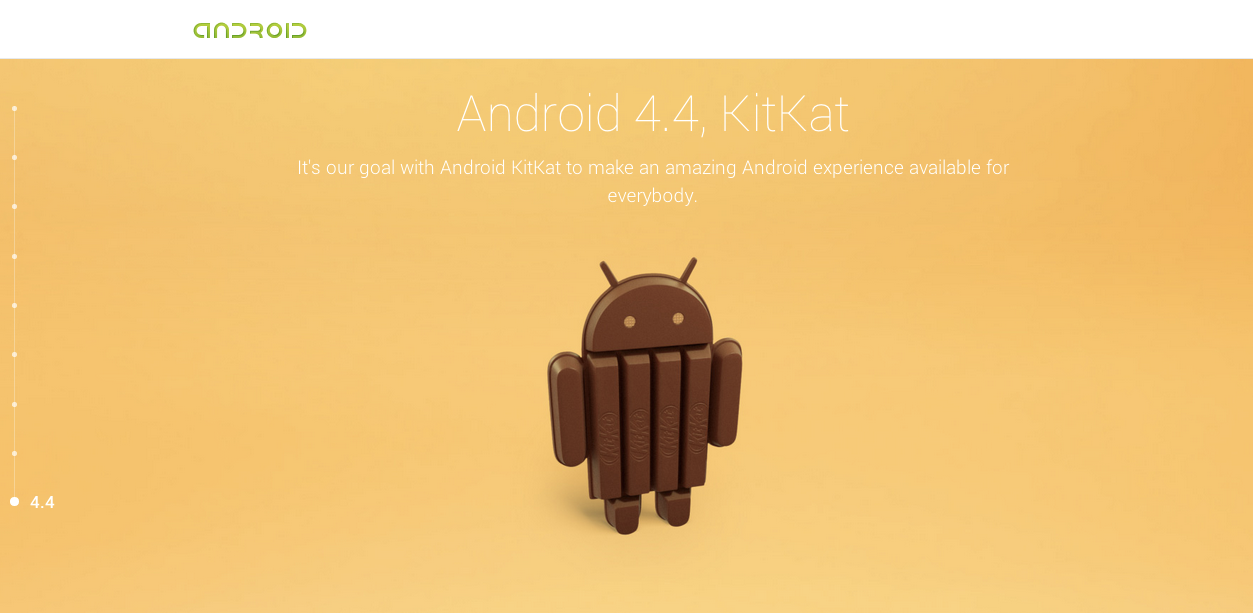 Android 4.4 KitKatは10月28日に発表!?ーティザー画像から判明