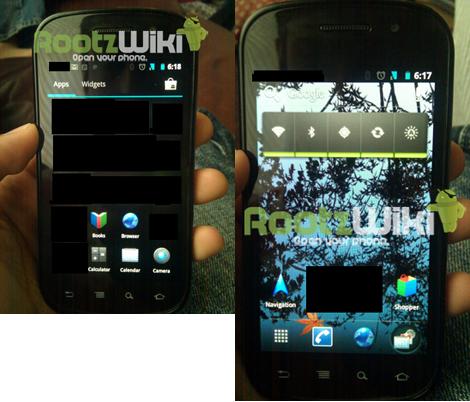 Android 4.0「Ice Cream Sandwitch」の画像が流出。リリース間近!?