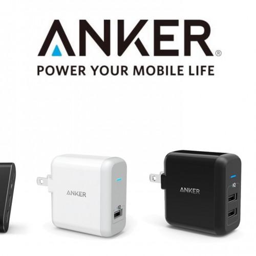 ANKER製品が20%オフ、MacBookをフル充電できる大容量バッテリーや急速充電器など