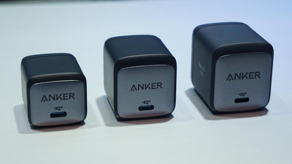 超高速&超コンパクトな充電器。Anker Nano II 30W/65Wが発売