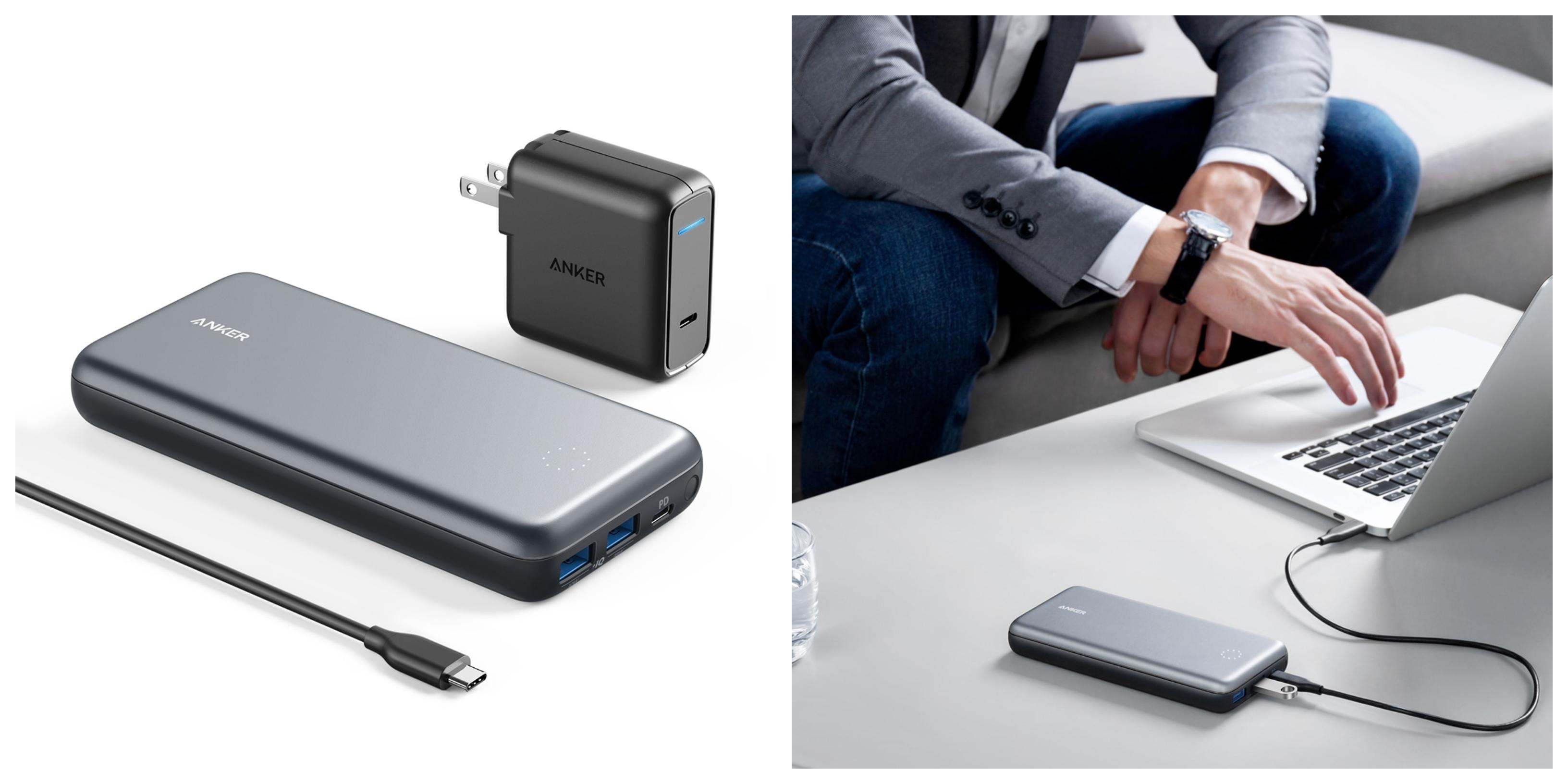 USB PD/USBハブ/超大容量のモバイルバッテリー「Anker PowerCore+ 19000 PD」が発売。今なら20%オフで