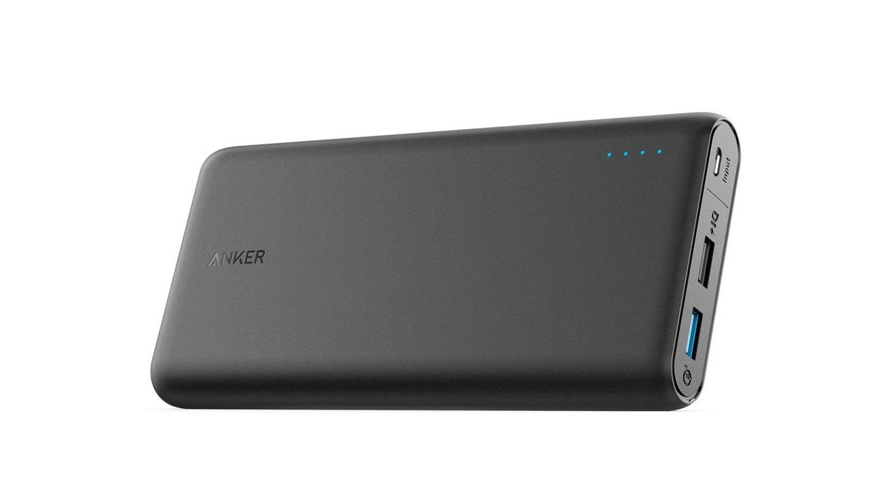 4,599円、世界最小の圧倒的大容量バッテリー「Anker PowerCore Speed 20000 QC」が発売
