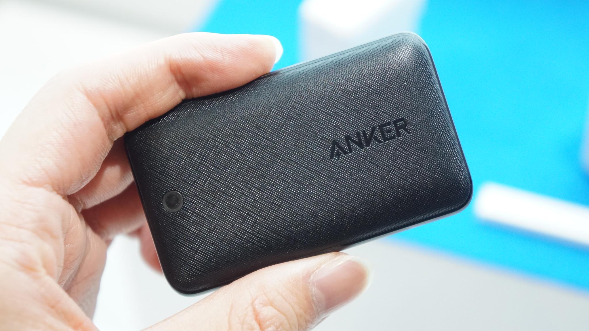 胸ポケサイズ、最大30W・USB-C充電器「Anker PowerPort Atom III Slim」が今夏発売