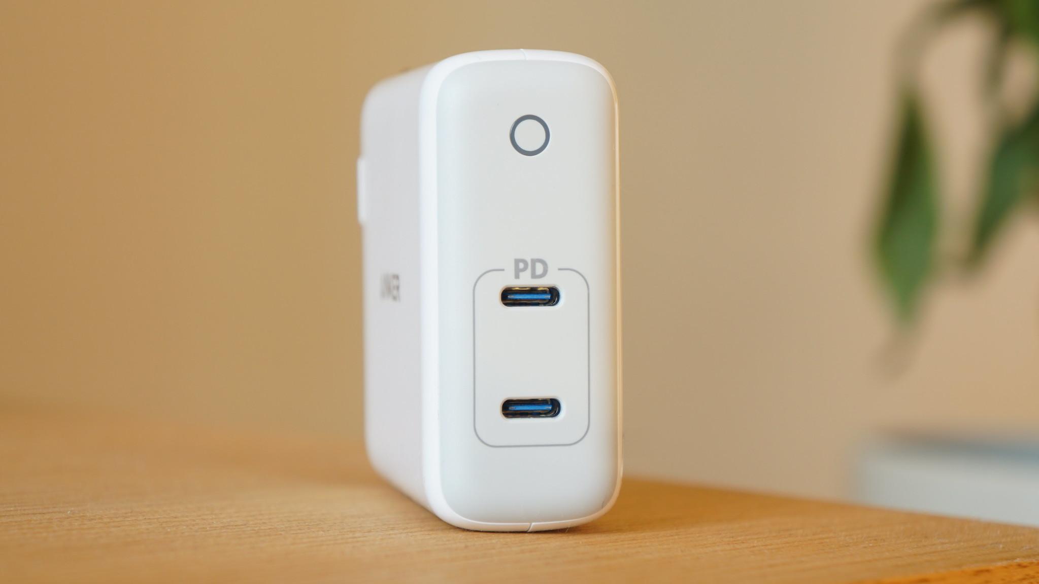 最大60W、USB-Cx2の急速充電器「PowerPort Atom PD 2」発売