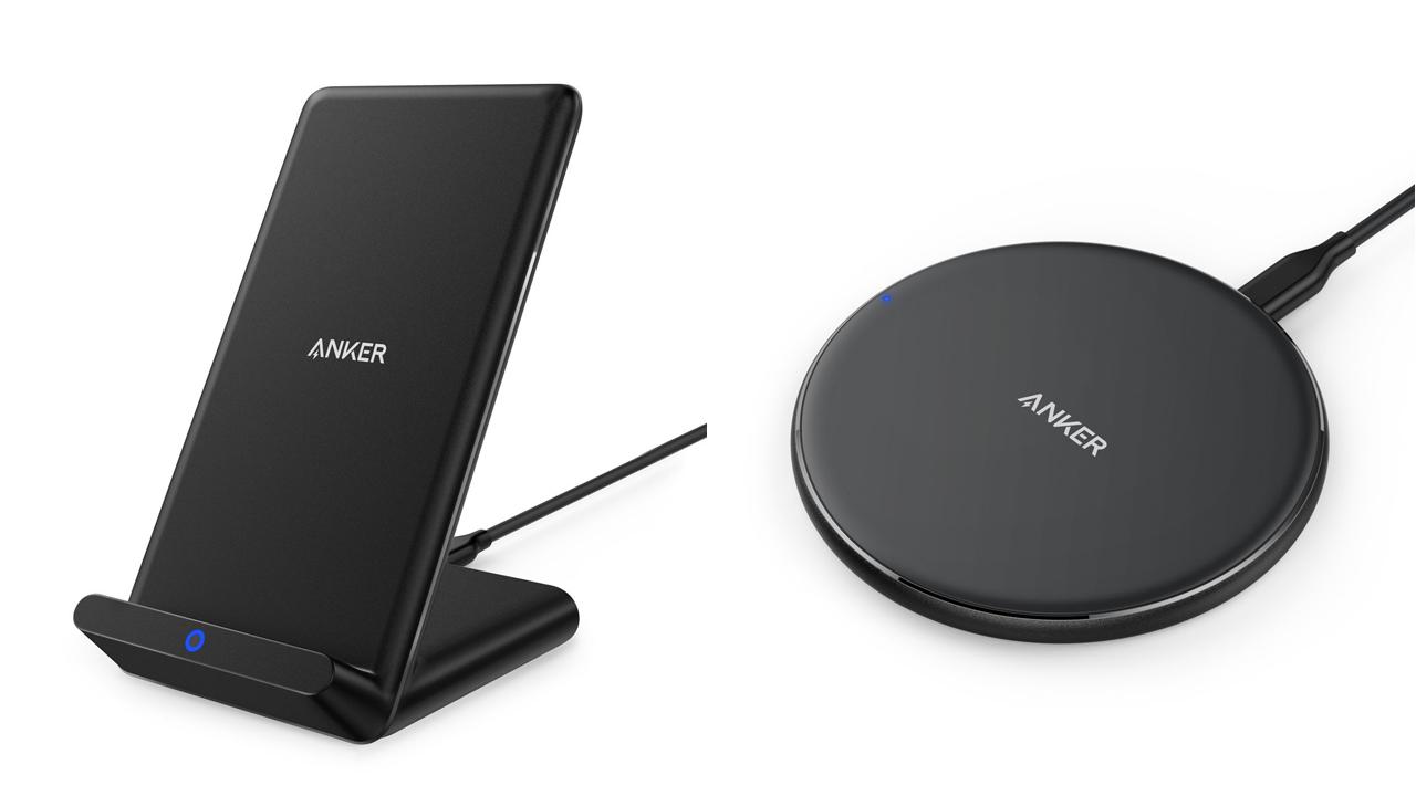 Anker、充電速度10%アップの新型ワイヤレス充電器「PowerPort Wireless 5」を発売