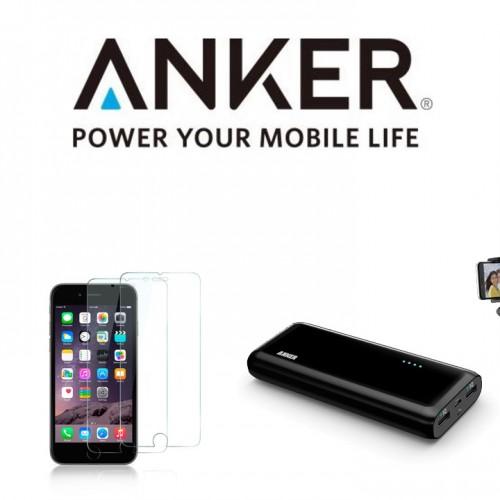 20%オフ、ANKER 大容量モバイルバッテリーや急速充電器が特価販売中