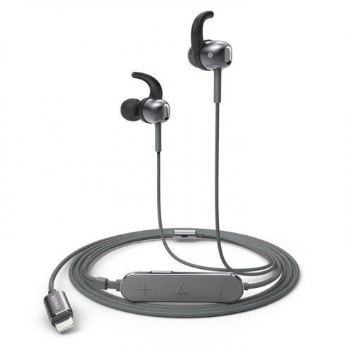 20%オフ、Lightning端子の防水イヤホン「Anker SoundBuds Digital IE10」が新発売