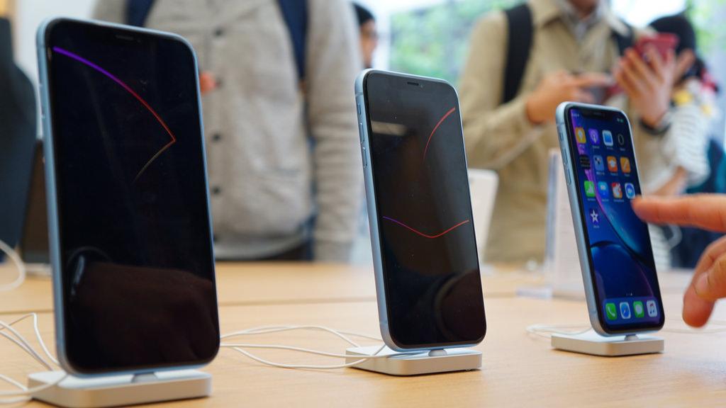Apple、2019年度Q1の決算発表。iPhoneの収益は15%の大幅減に