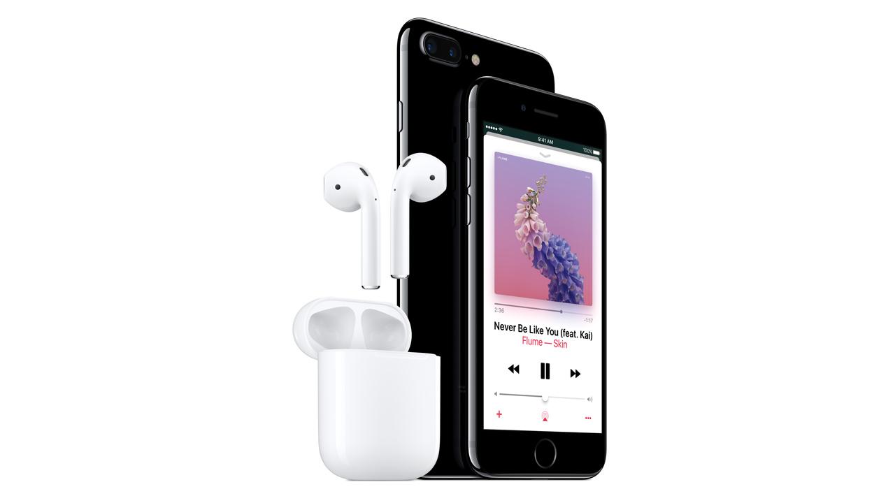 Apple、ケーブルレスイヤホン「AirPods」をようやく発売〜価格は16,800円