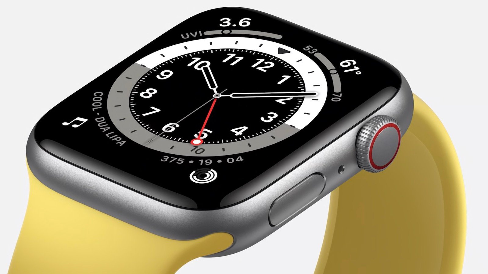 Apple Watch SE/3/2/1で心電図アプリは使えない