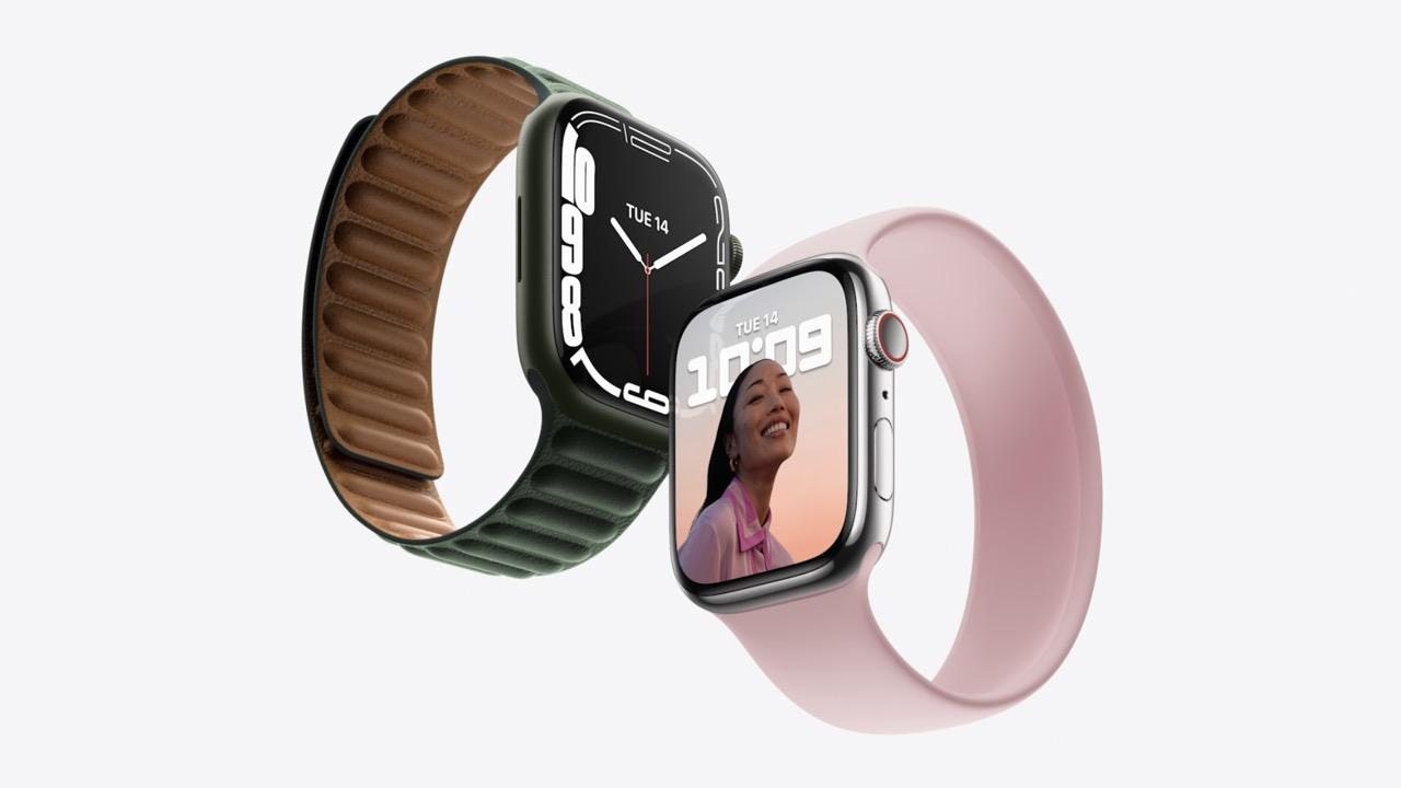 速報:Apple Watch Series 7が発表。発売日・価格・新機能まとめ