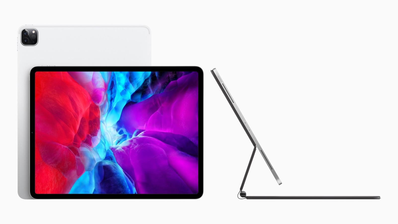 更新:新型iPad Pro発売。デュアルカメラ搭載、トラックパッド付きキーボードも
