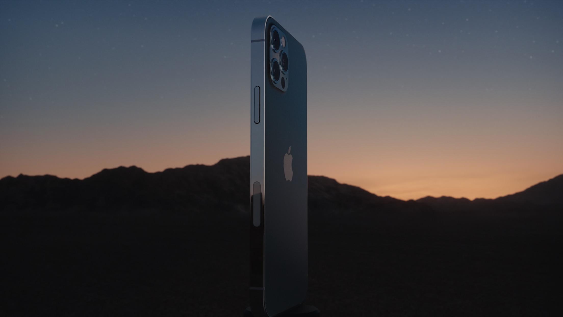 新型iPhone 13は大容量化。初の1TBを発売か