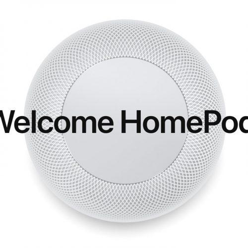 Apple、ホームスピーカー「HomePod」の発売日を延期