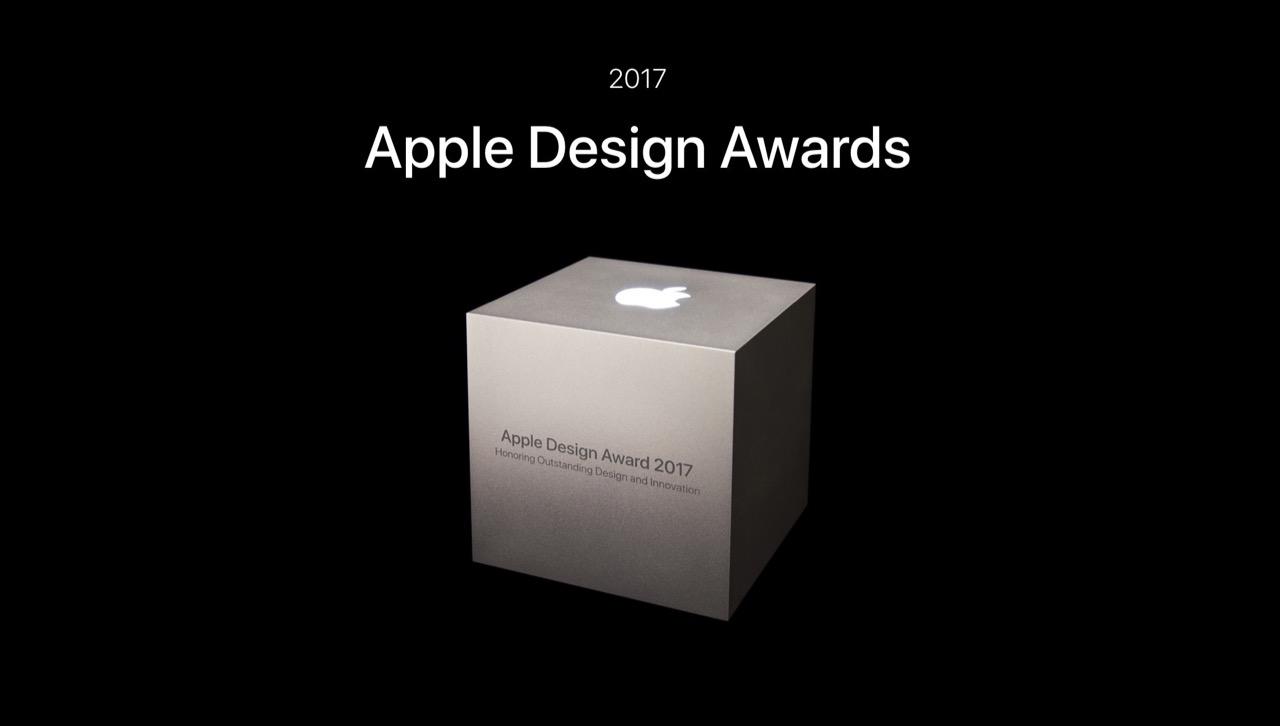 常識外のアプリ11個、「Apple Design Award 2017」受賞作品が発表