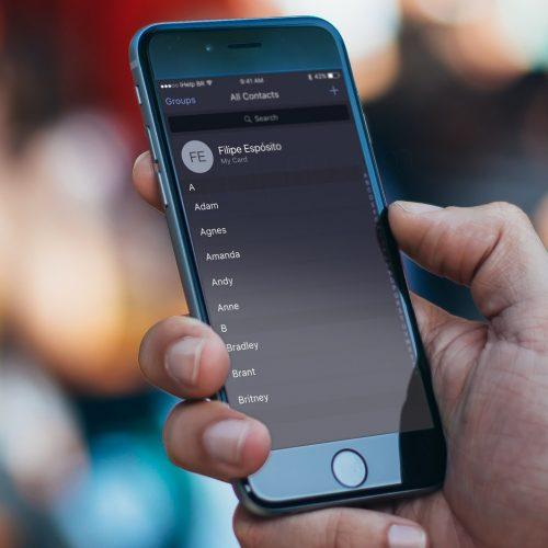 アップル、iOS 10にダークモードを搭載か