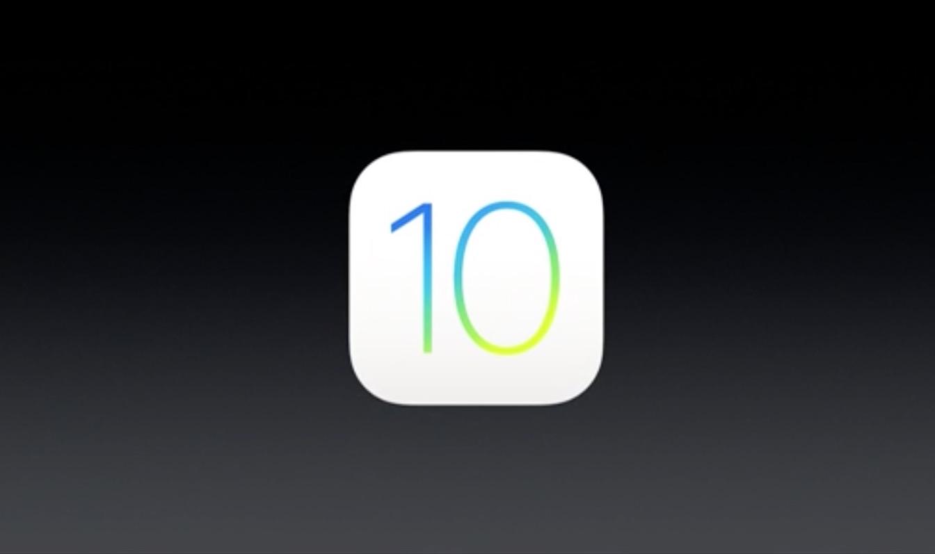 アップル、iOS 10を今秋配信。iPhone 4sなど対象外に