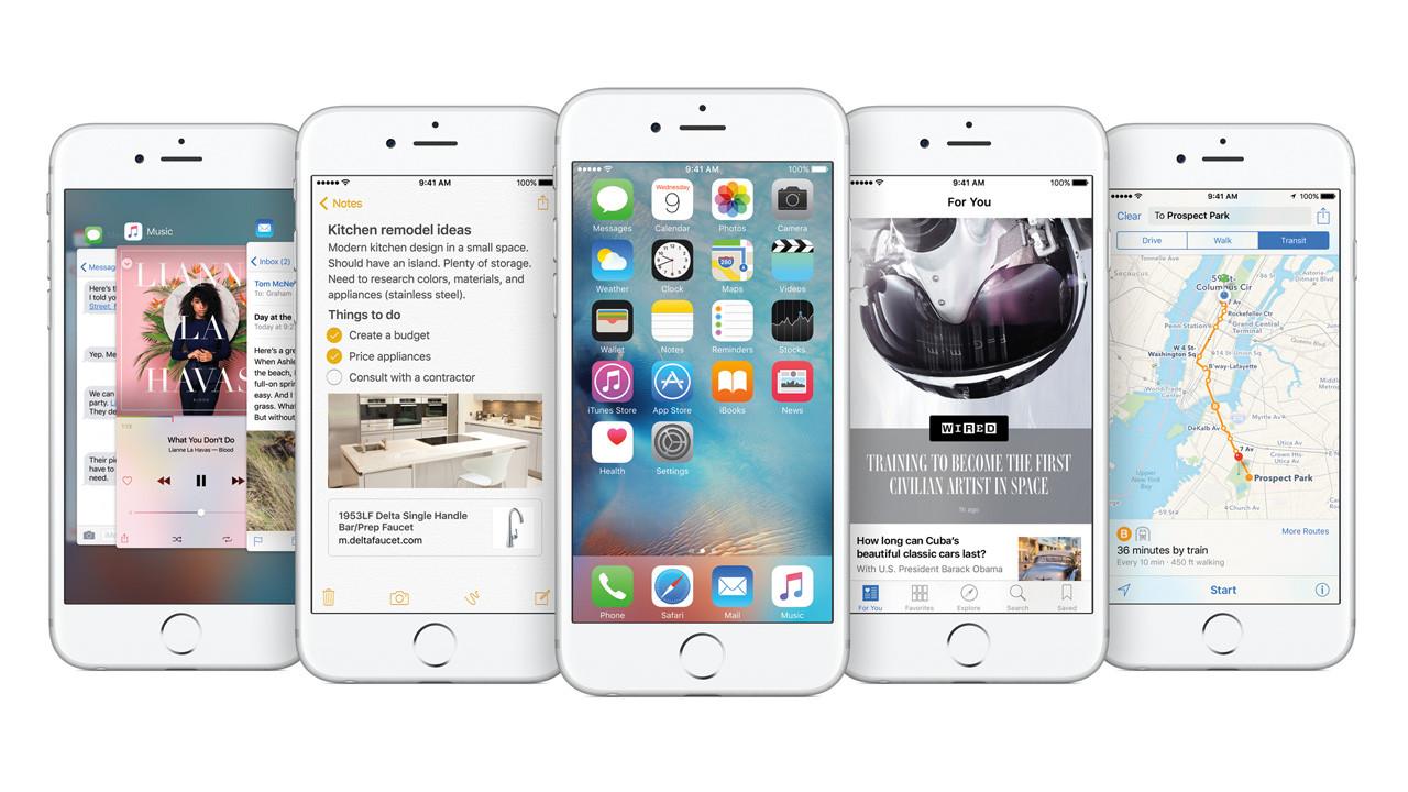 アップル、iOS9.0.1をリリース――「スライドでアップグレード」が消えない、アラームが鳴らない不具合を修正